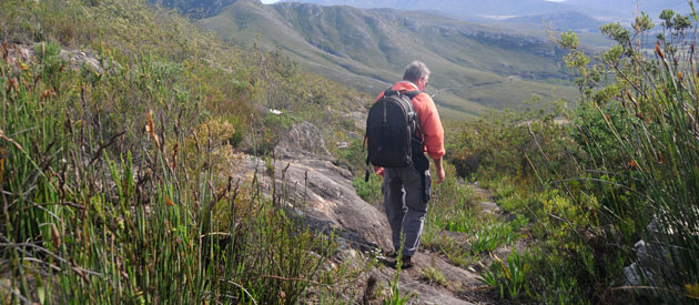 Hiking in the Eastern Cape