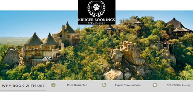 KRUGER BOOKING SPECIALISTS