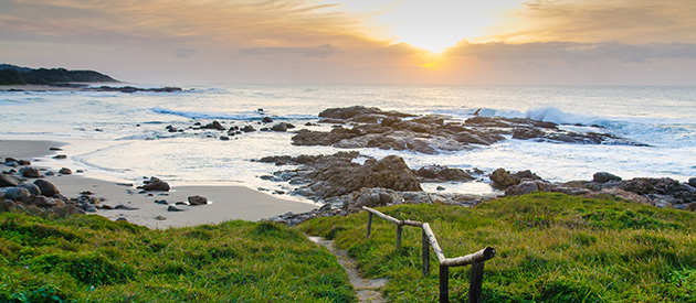 Port Edward is a small resort town situated in the south coast of KwaZulu-Natal of South Africa.